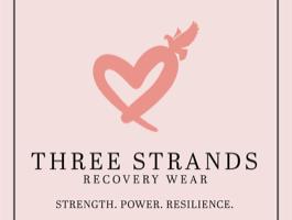 Three Strands Recovery Wear Logo
